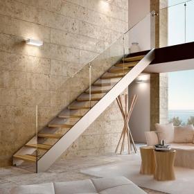 escaleras de tramos escaleras barandillas altillos - Barandillas Escaleras Interiores