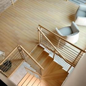 Escaleras de dise o escaleras de caracol escaleras - Escaleras diseno interior ...