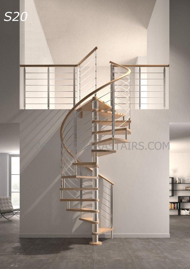 Escalera de caracol 7 12 - Escaleras de caracol barcelona ...